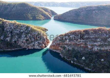 Horizontal Waterfalls, Talbot Bay, Kimberley, Australia