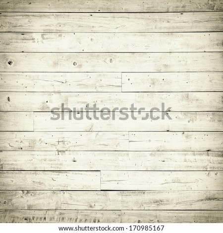 Horizontal wooden floor panel