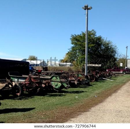 Horse Drawn Transportation #727906744