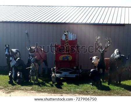 Horse Drawn Transportation #727906750