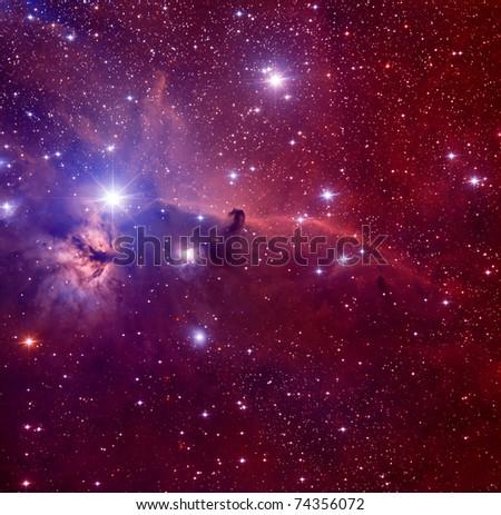 Horse Head nebulae