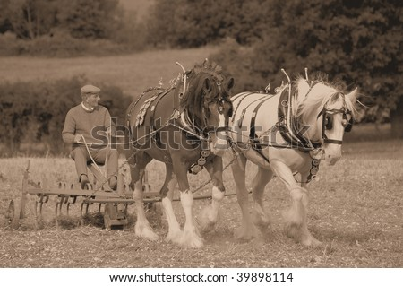 HORSE & PLOUGH