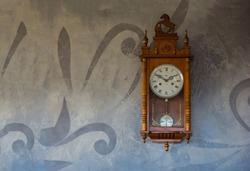 Horse regulator clock – Commodoor – 31 days – 2nd half of the 20th century