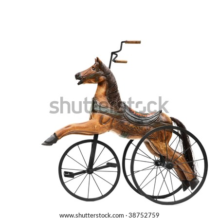 Horse Tricycle Bike