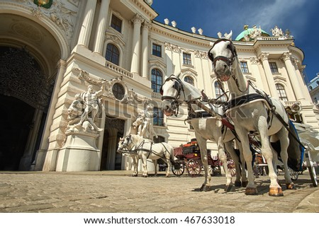 horses and carriage tradition ...