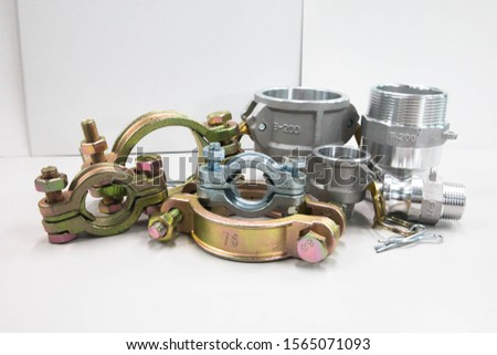 hose fittings and accessories camlock
