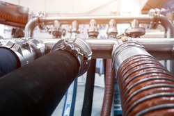 Hoses and couplings for industry