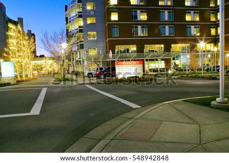 Hospital Building #548942848