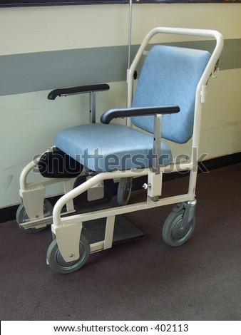 Hospital Wheeled Chair