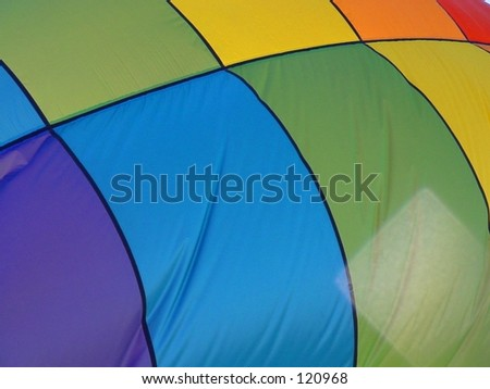 Hot Air Balloon backbround