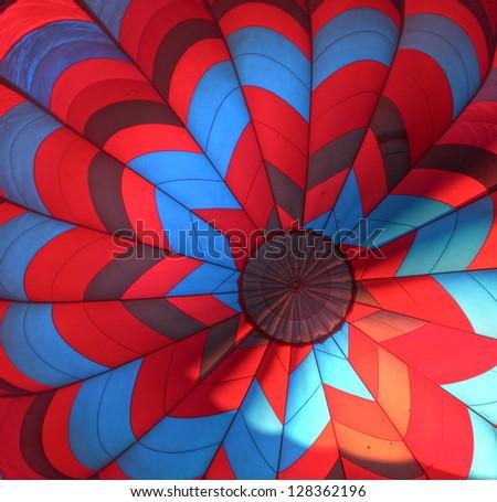 Hot Air Balloon Interior 2