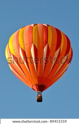 Hot Air Balloon Race in Reno Nevada