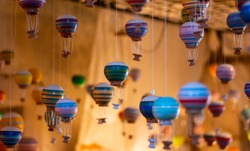hot air balloons fly to freedom