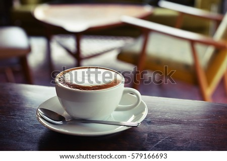 Shutterstock hot coffee