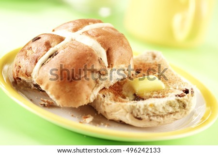 HOT CROSS BUNS #496242133
