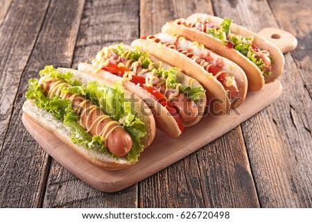 hot dog #626720498