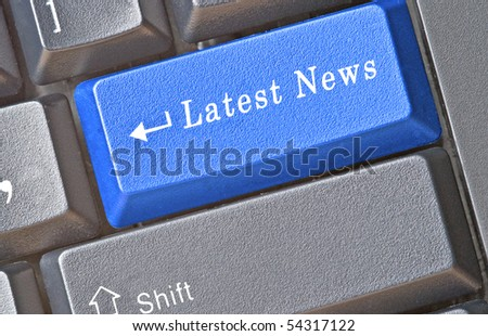 Hot keys for latest news