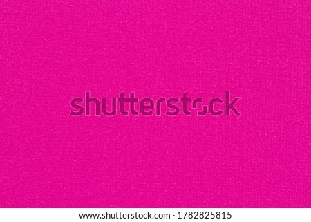Hot pink textured cardstock paper closeup background with copy space for message or use as a texture  Stock photo ©