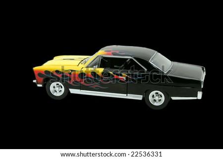 Hot Rod replica