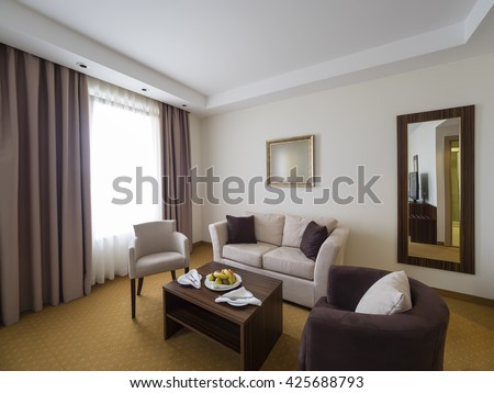 Hotel apartment room #425688793