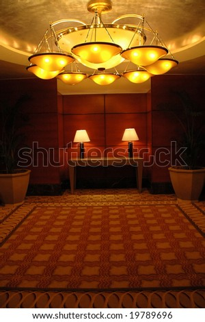 Modern Big Glass Chandelier for Hotel B1321 - B1321, China Modern
