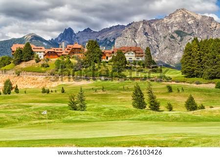 Shutterstock Hotel Llao Llao in Llao Llao village near Bariloche, Argentina