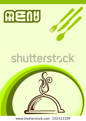 frequent diner card template - hotel menu design template stock photo 102313189
