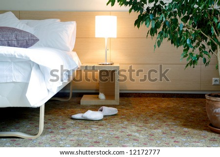 Hotel room - comfort rest for tourists
