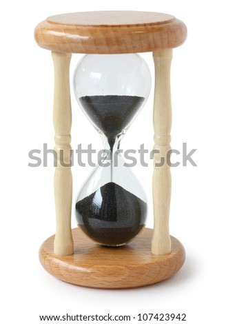 hourglass, sandglass, sand clock