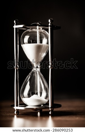 Hourglass, Time, Countdown.