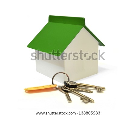 House and a bunch of keys