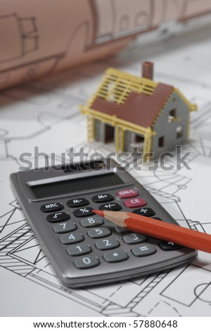 house building, financial real estate