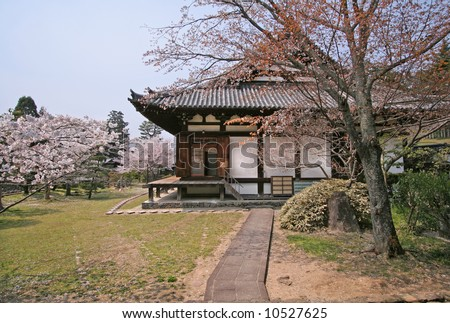 Japanese Traditional Houses House Exterior in Japanese