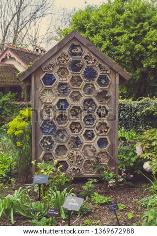house for insects #1369672988