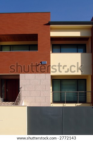 house, home, architecture, brick, habitat, condominium, residential, neighborhood