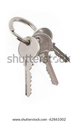 house key - stock photo