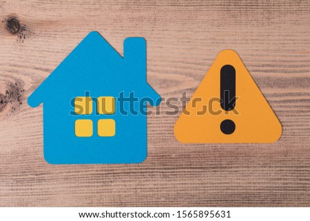house managment fixing paper white