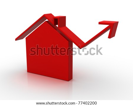 House market (isolated)