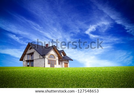 House on the nature