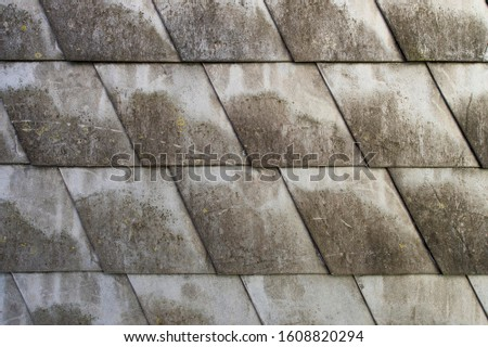 House paneling with fibre cement panels, Austria