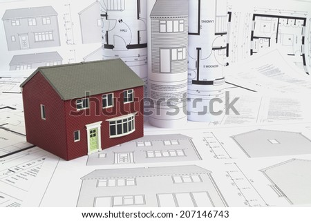 House plans & house