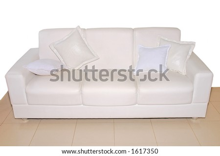 House Sofa with floor