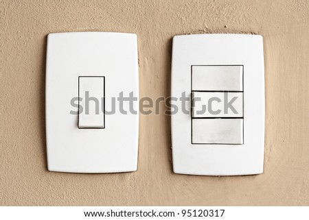 House wall plates