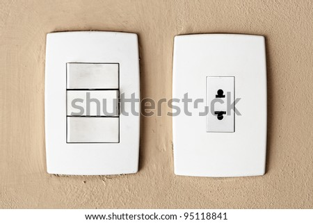House wall plates and outlets
