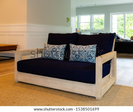 Household furniture and fixtures with chairs, tables, couches and chandeliers. #1538501699