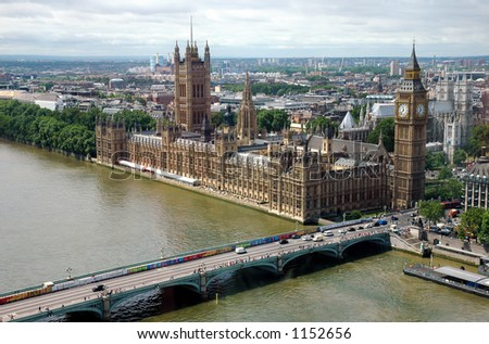 Houses of Parliament - England - United Kingdom