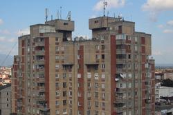 Housing Block in Peja (Kosovo)