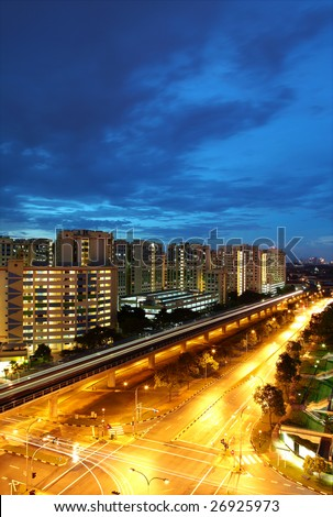 Housing Estates / Apartments in Singapore