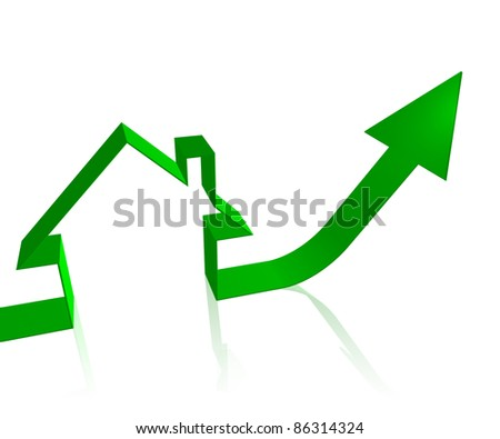 housing price going up