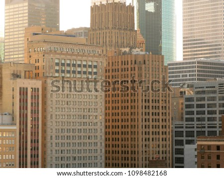 Houston Central Business District #1098482168